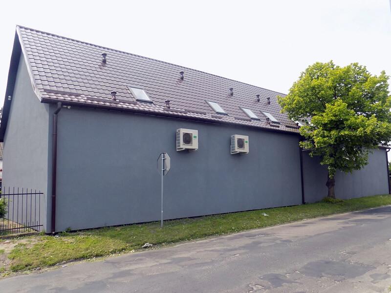 Klimatyzatory zewnętrzne - Klimatyzacja Kołobrzeg - Sprzedaż, montaż, serwis